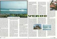 AQUELLOS MARAVILLOSOS AÑOS: Cabo Verde, agosto 1989