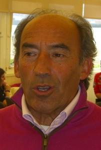 Juan Carlos Pradera Salazar