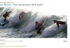 Los Bad Boys del Surf por Alberto Mas