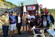 Sombreros de playa con Logo del Club