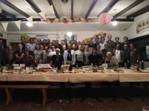 Cena Final de temporada con DalecandELA